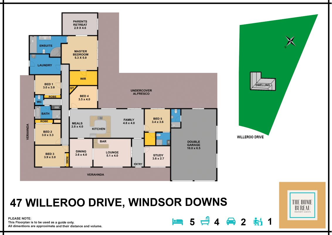 47 WILLEROO DR - FP