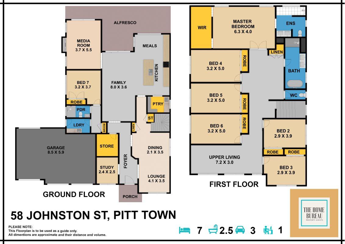 58 JOHNSTON ST - FP
